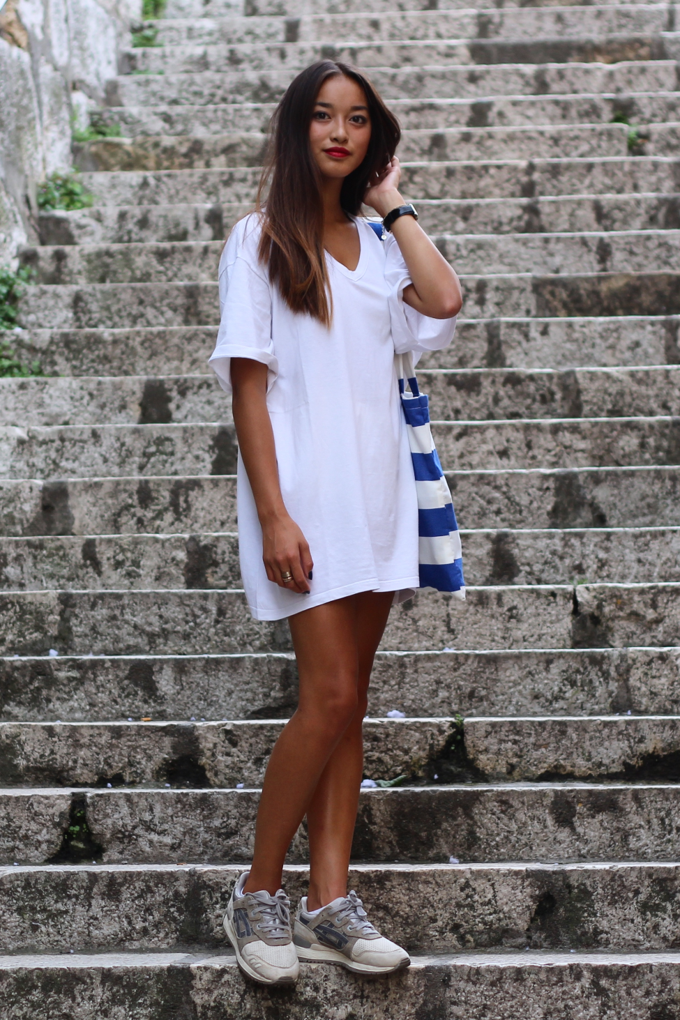 Pickture - Le Look de la blogueuse Teva Sartori
