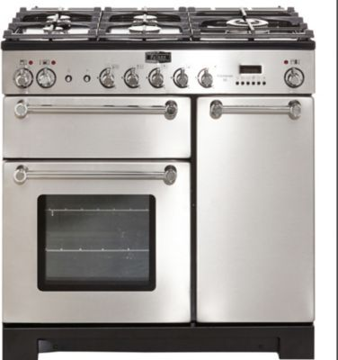 Piano de cuisson falcon kitchener 90 inox chrome falcon pickture - Test piano de cuisson ...