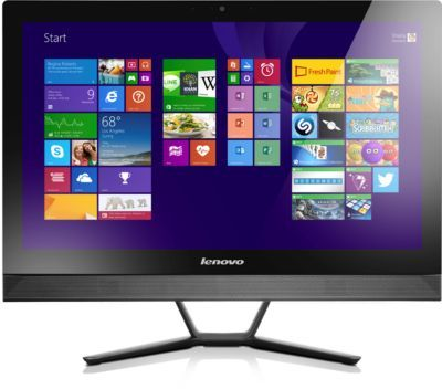ordinateur tout en un lenovo c50 30 mfr touch lenovo. Black Bedroom Furniture Sets. Home Design Ideas