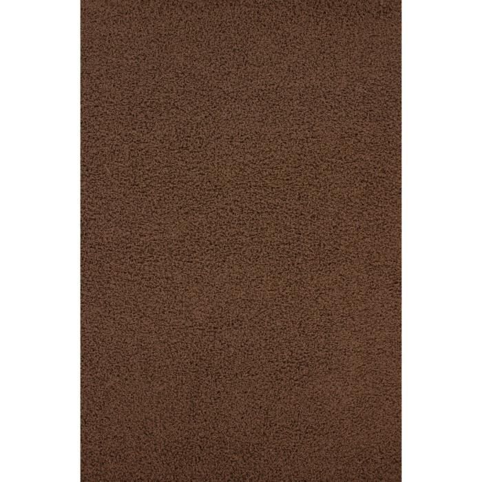 relax tapis de salon shaggy choco 45mm 160x230 cm nazar pickture. Black Bedroom Furniture Sets. Home Design Ideas