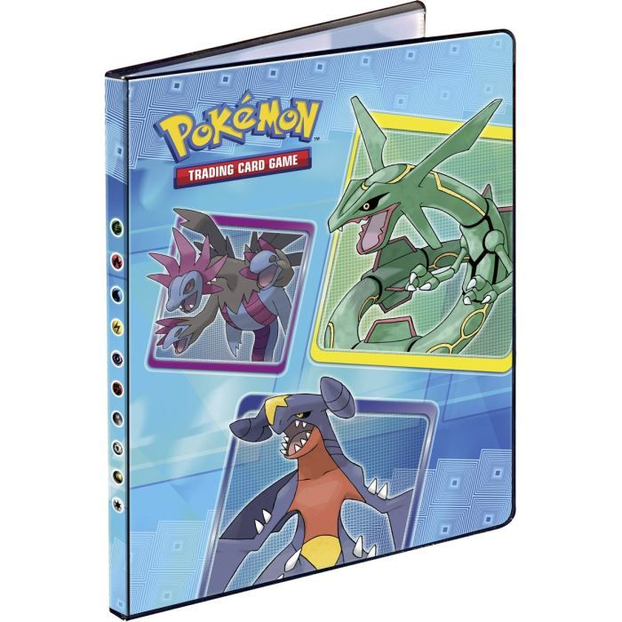 pokemon xy cahier range cartes a4 180 cartes asmodee pickture. Black Bedroom Furniture Sets. Home Design Ideas