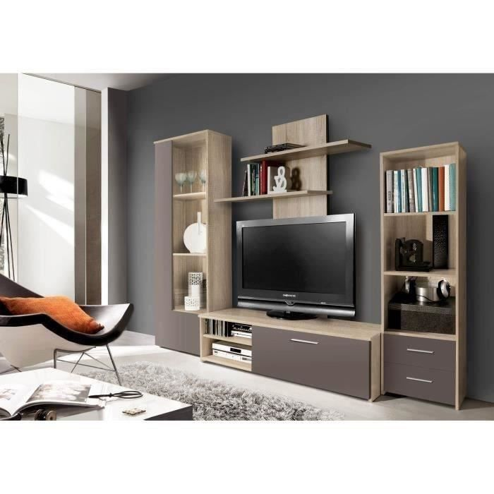 meuble tele et rangement maison design. Black Bedroom Furniture Sets. Home Design Ideas
