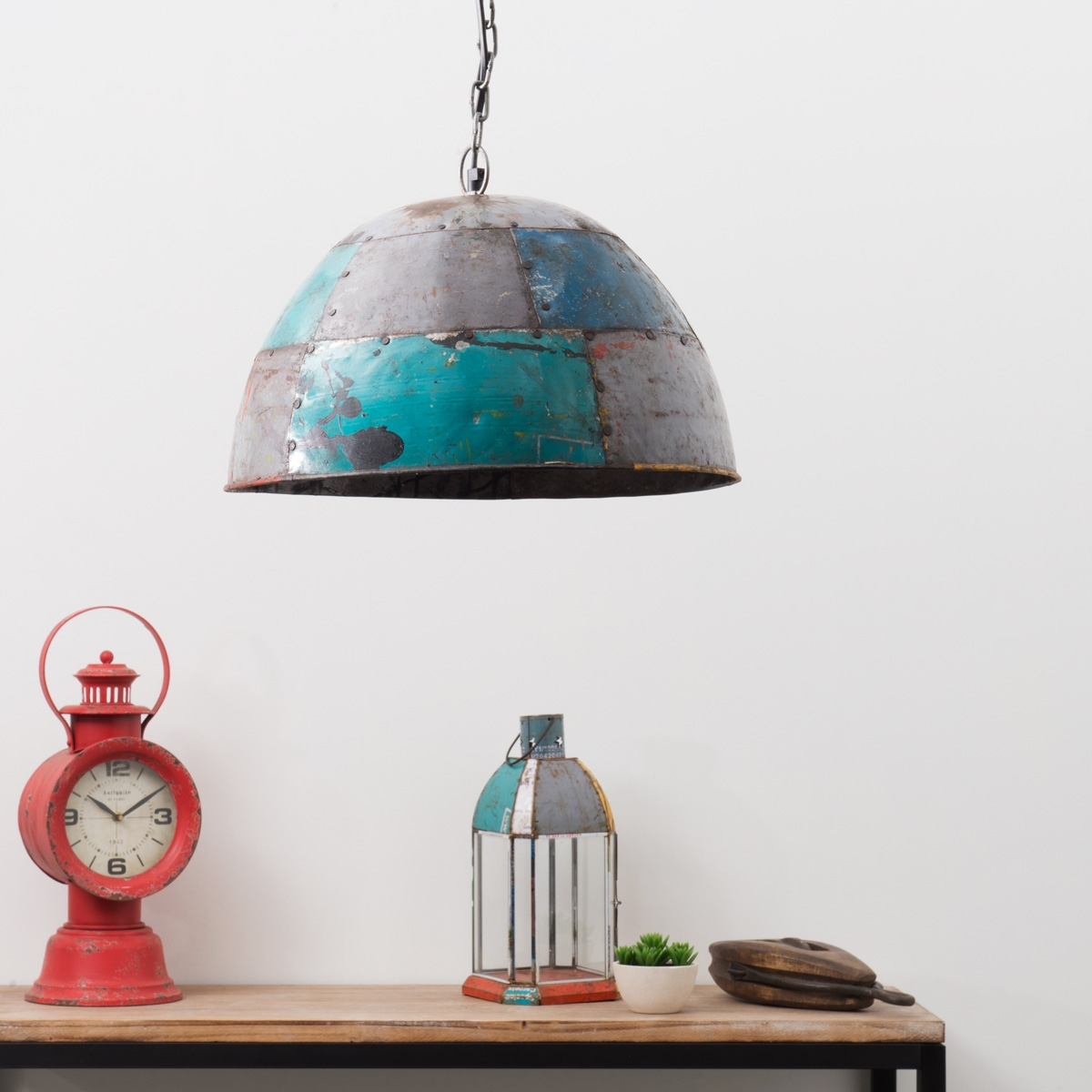 Suspension indus r cup 39 maisons du monde pickture - Maison du monde suspension ...