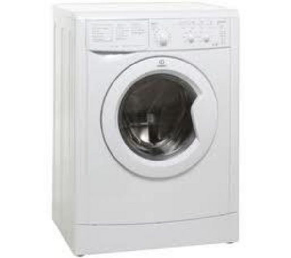 lave linge s 233 chant frontal iwdc6125 blanc indesit pickture