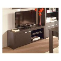 meuble tv 1 porte rubis coloris b ne pickture. Black Bedroom Furniture Sets. Home Design Ideas