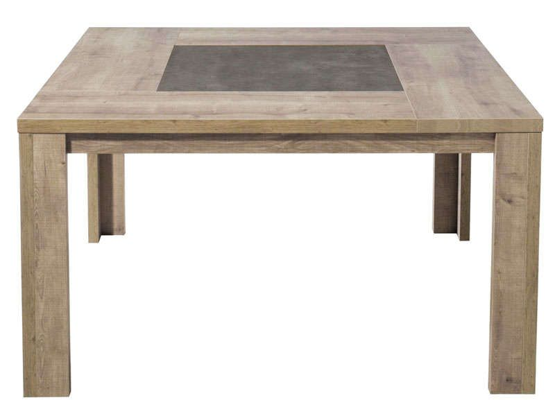 table de s jour 140 cm brest coloris ch ne conforama pickture