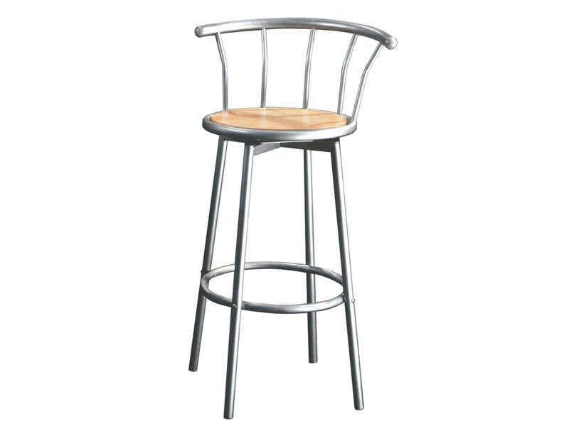 Tabouret de bar pivotant brice conforama pickture - Chaise de bar blanche ...