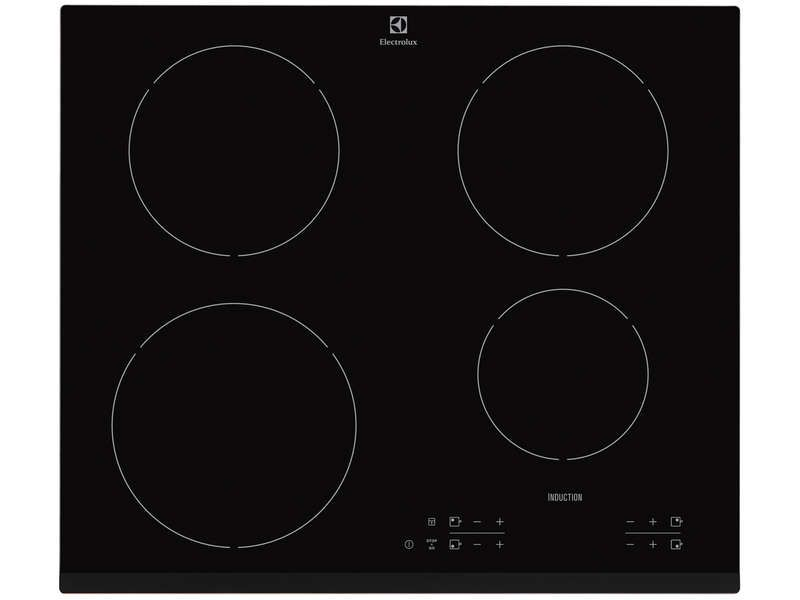 Table induction 4 foyers electrolux ehh6340fs electrolux - Table induction 4 foyers ...