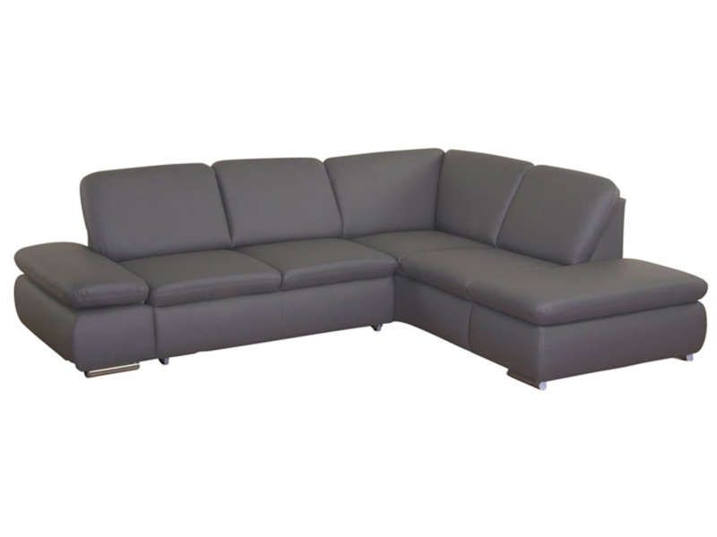 Canap angle droit convertible vigo coloris gris conforama pickture - Canape angle convertible conforama ...