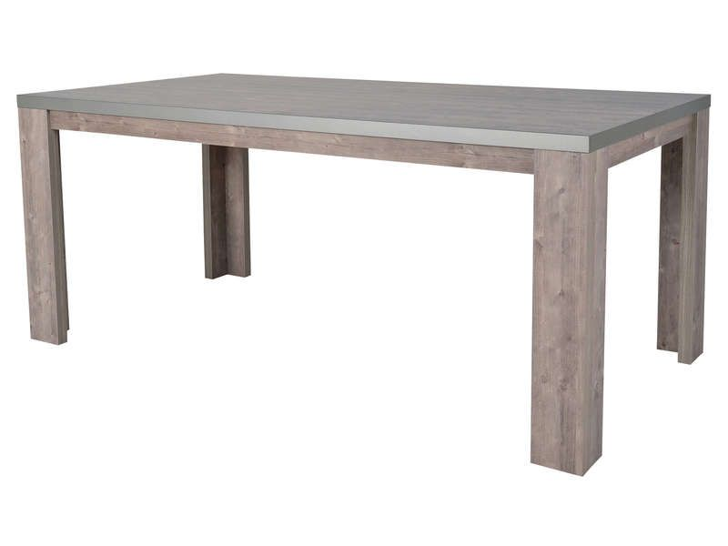 Table rectangulaire maya conforama pickture for Table sejour conforama
