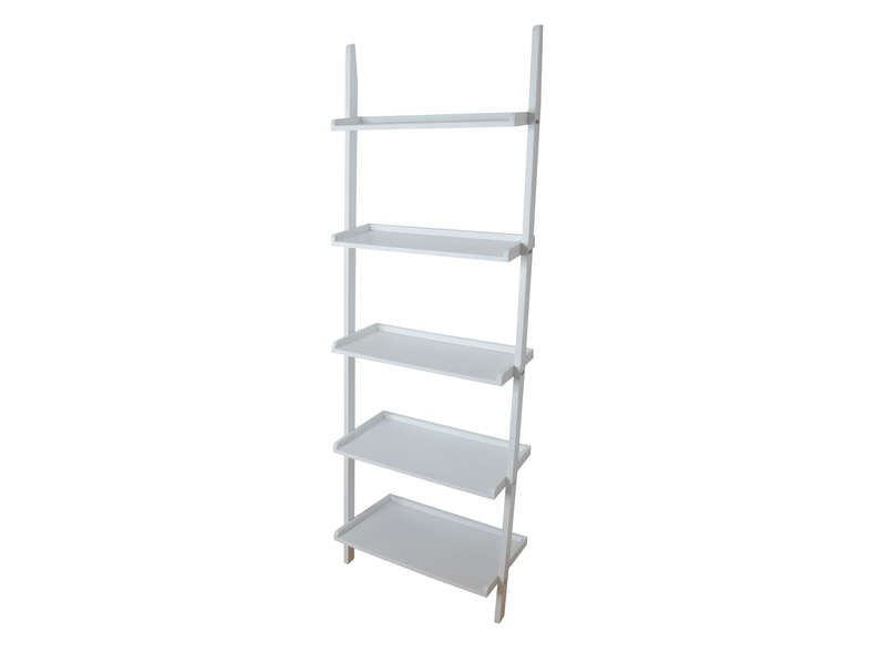 Etag re poser stella coloris blanc conforama pickture - Etagere escalier conforama ...