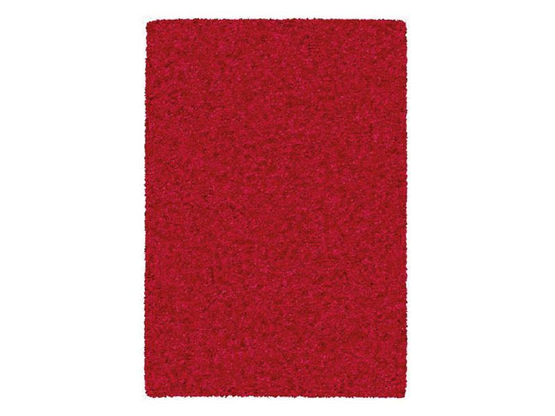 Tapis 160x230 Cm Shag Coloris Rouge Conforama Pickture