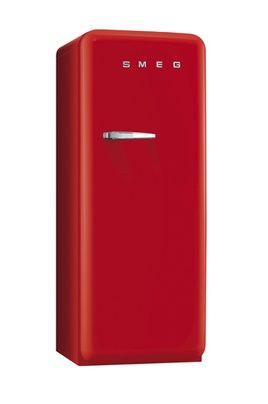 Refrigerateur armoire smeg fab28rr1 smeg pickture for Interieur frigo smeg