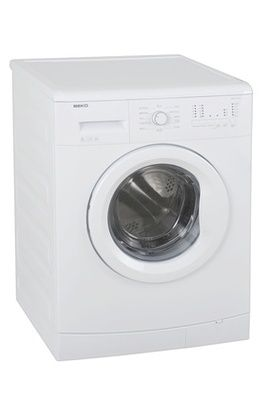 lave linge hublot beko wmb81421m blanc beko pickture. Black Bedroom Furniture Sets. Home Design Ideas
