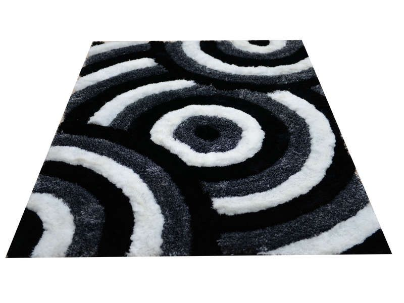 tapis 120x170 cm domi cercles conforama pickture. Black Bedroom Furniture Sets. Home Design Ideas