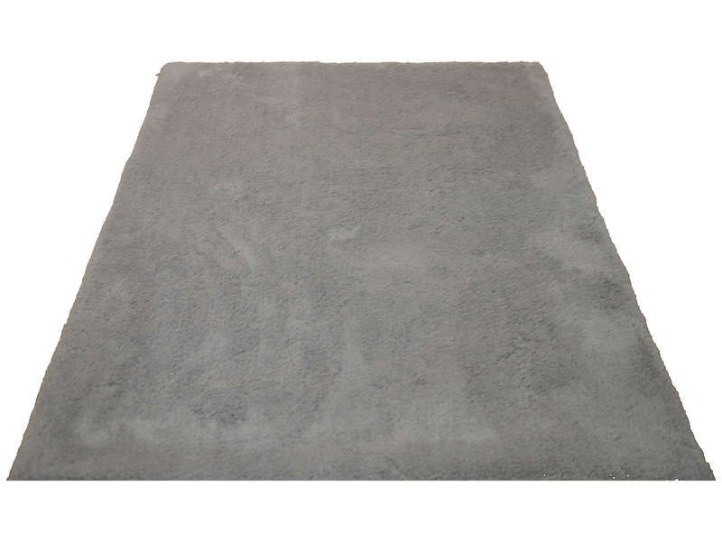 Tapis 160x230 cm velour coloris gris conforama pickture - Tapis conforama 160x230 ...