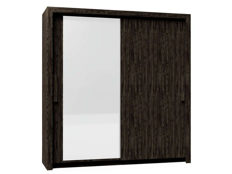 Armoire 2 portes perfect conforama pickture - Armoire portes coulissantes conforama ...