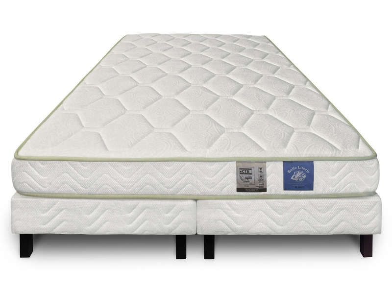 matelas sommier 180x200 cm benoist belle benoist belle. Black Bedroom Furniture Sets. Home Design Ideas