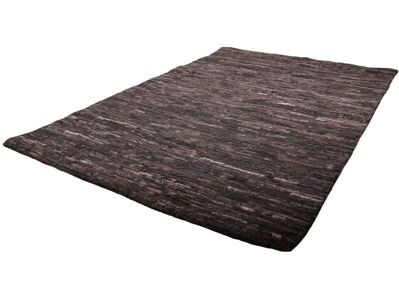 Tapis 160x230 cm dakota coloris chocolat conforama pickture - Tapis conforama 160x230 ...