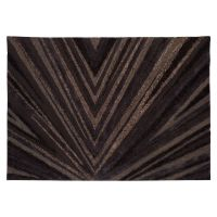tapis 170x240 cm zambra coloris chocolat pickture. Black Bedroom Furniture Sets. Home Design Ideas