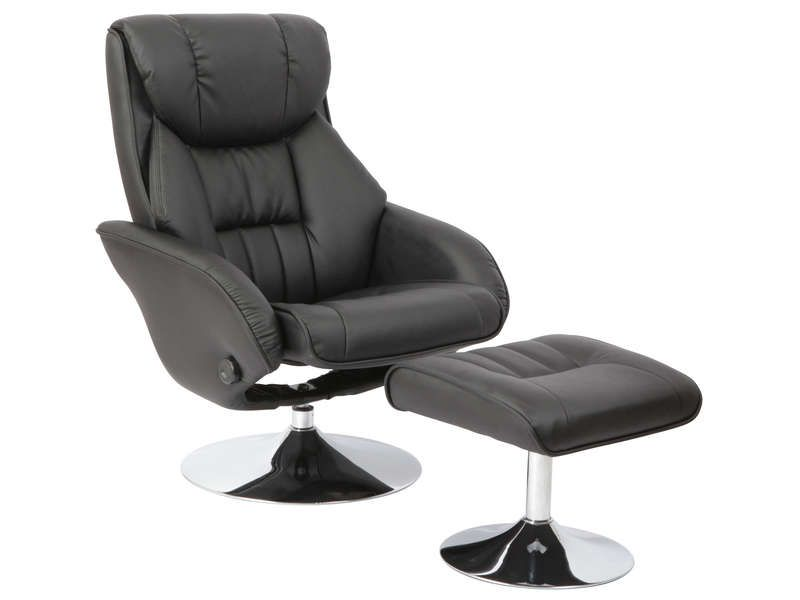Fauteuil relaxation repose pieds abel coloris conforama pickture - Fauteuil relaxation conforama ...