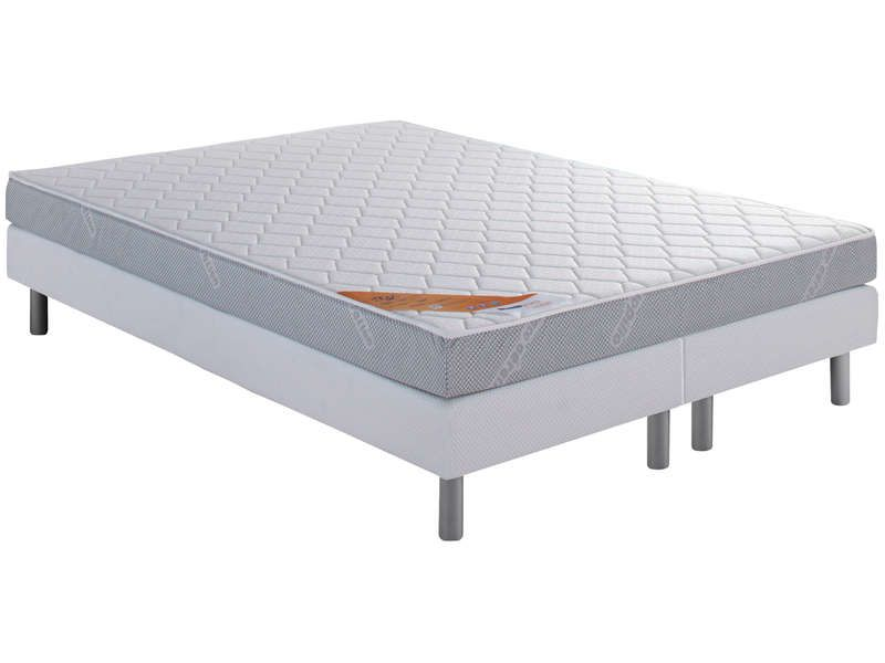 matelas sommier 160x200 cm dunlopillo start dunlopillo. Black Bedroom Furniture Sets. Home Design Ideas