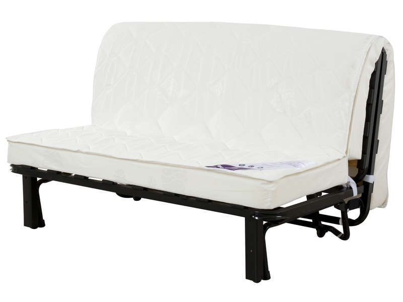 structure bz 140 cm matelas n 2 dunlopillo dunlopillo pickture. Black Bedroom Furniture Sets. Home Design Ideas
