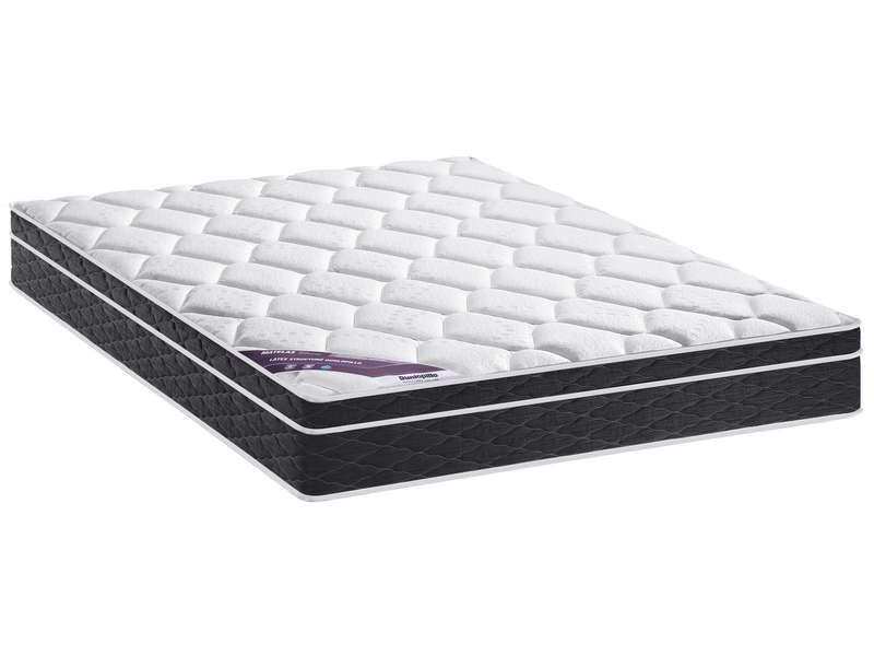 matelas latex 160x200 cm dunlopillo precious dunlopillo. Black Bedroom Furniture Sets. Home Design Ideas