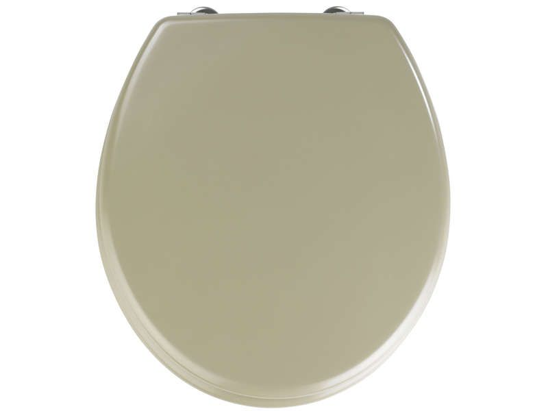 abattant wc prima coloris beige  pickture