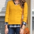 Mustard jumper - Pickture