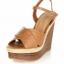 Wedge sandals - Pickture