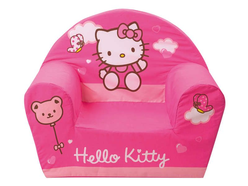 fauteuil hello kitty conforama table de lit a roulettes. Black Bedroom Furniture Sets. Home Design Ideas