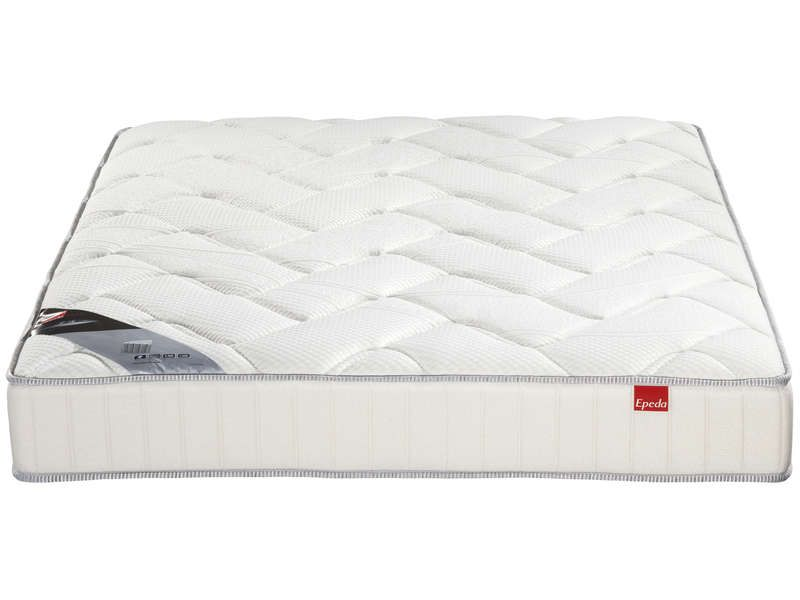 matelas ressorts 140x190 cm epeda etincelant epeda. Black Bedroom Furniture Sets. Home Design Ideas