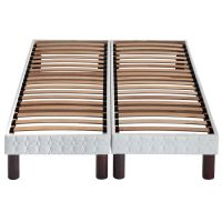 matelas design merinos matelas sommier mousse 140x190 cm easy. Black Bedroom Furniture Sets. Home Design Ideas