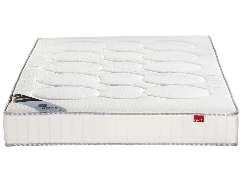 matelas ressorts 140x190 cm epeda scintillant epeda pickture. Black Bedroom Furniture Sets. Home Design Ideas