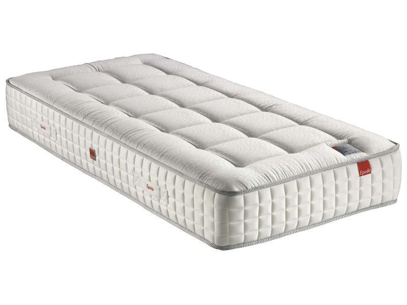 matelas ressorts 90x190 cm epeda ecrin epeda pickture. Black Bedroom Furniture Sets. Home Design Ideas