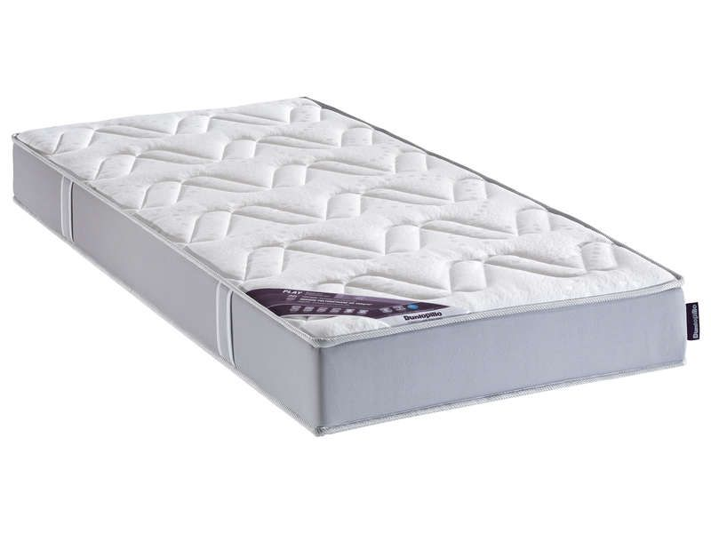 matelas mousse 90x200 cm dunlopillo play dunlopillo pickture. Black Bedroom Furniture Sets. Home Design Ideas