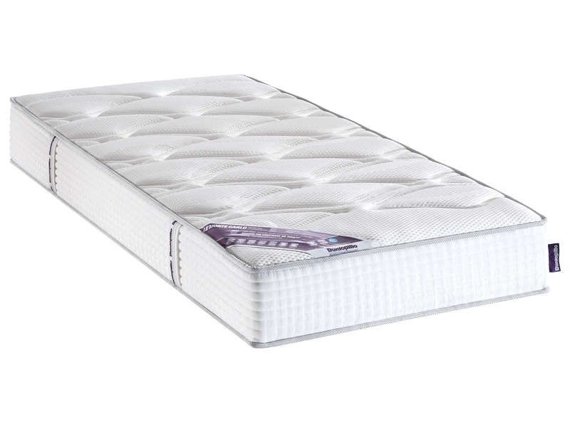 matelas mousse 90x190 cm dunlopillo monte carlo. Black Bedroom Furniture Sets. Home Design Ideas