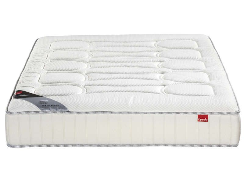 matelas ressorts 200x200 cm epeda so 39 poudre epeda pickture. Black Bedroom Furniture Sets. Home Design Ideas