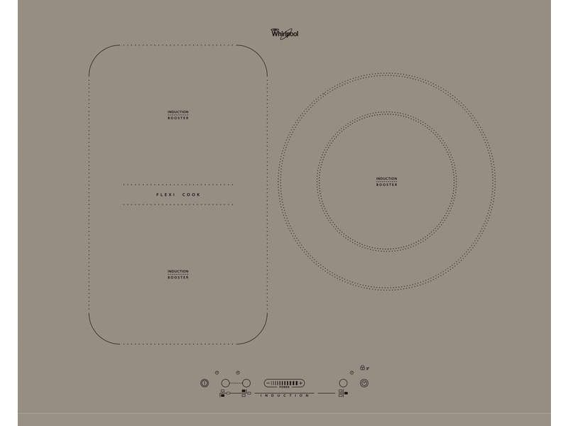 table de cuisson induction whirlpool acm807bf s whirlpool pickture. Black Bedroom Furniture Sets. Home Design Ideas