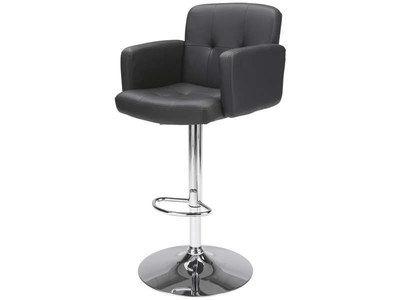 Tabouret de bar basile conforama pickture - Tabouret de bar confortable ...