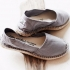 Grey esperadille shoes - Pickture