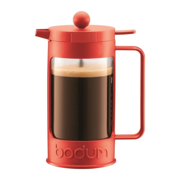 bodum cafetiere a piston bean capacit 3 tasses bodum pickture. Black Bedroom Furniture Sets. Home Design Ideas
