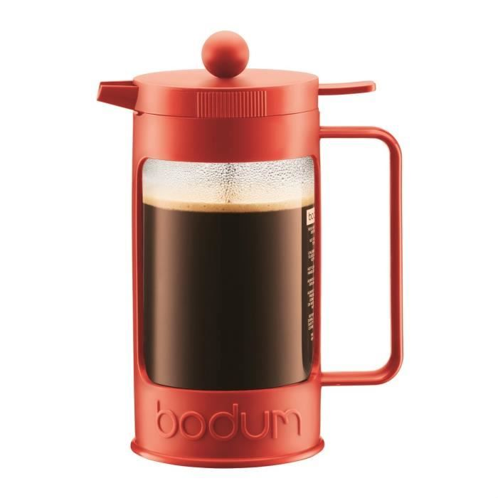 bodum cafetiere a piston bean capacit 8 tasses bodum pickture. Black Bedroom Furniture Sets. Home Design Ideas
