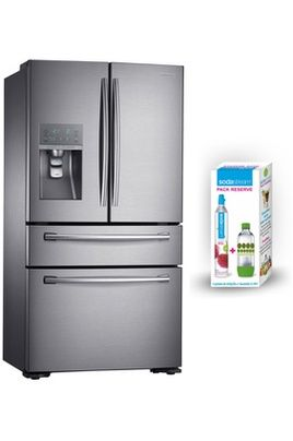 refrigerateur americain samsung rf24hsesbsr pack samsung pickture. Black Bedroom Furniture Sets. Home Design Ideas