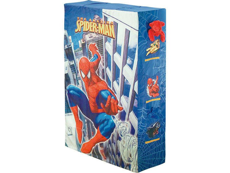 housse de penderie wardy spiderman spiderman pickture. Black Bedroom Furniture Sets. Home Design Ideas