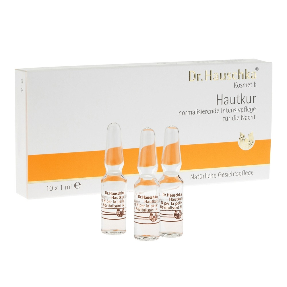 dr hauschka hautkur ampullen set dr hauschka pickture. Black Bedroom Furniture Sets. Home Design Ideas