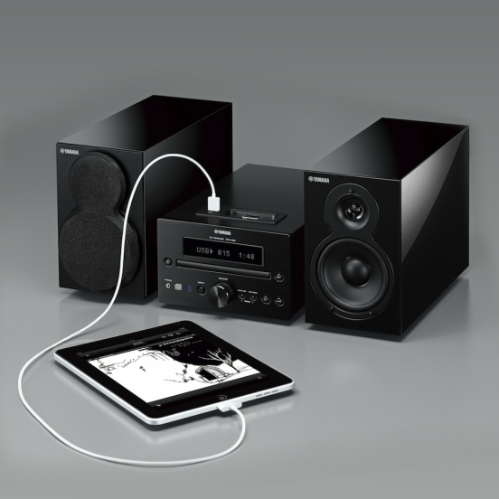 yamaha crx 550 mini system exc speakers yamaha pickture. Black Bedroom Furniture Sets. Home Design Ideas