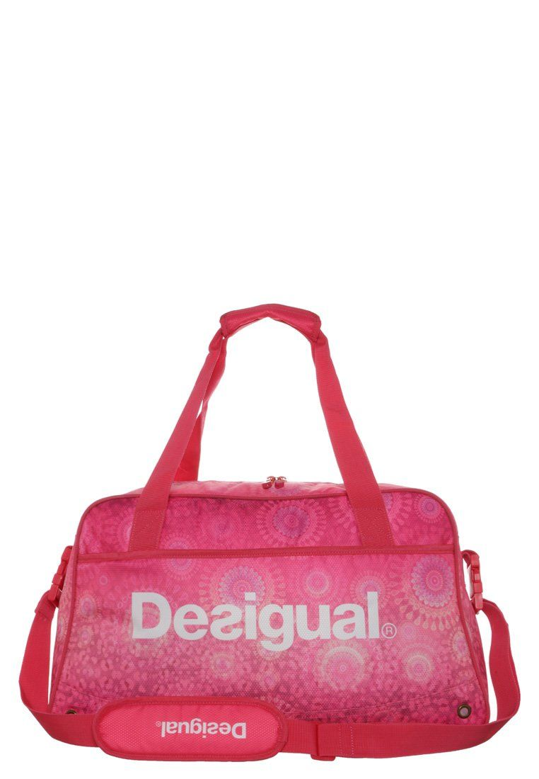 desigual bols inqueros sac de sport paradise pink desigual pickture. Black Bedroom Furniture Sets. Home Design Ideas