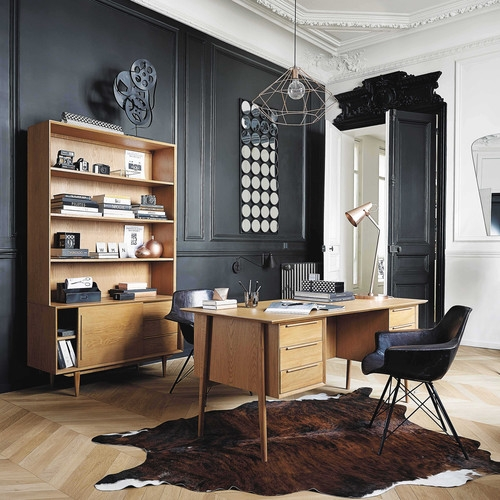 bureau vintage maisons du monde pickture. Black Bedroom Furniture Sets. Home Design Ideas